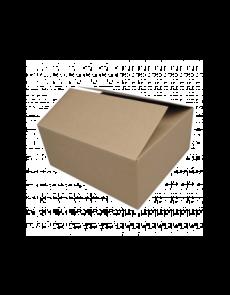 Кашон за пратка, 380x260x320 mm, кафяв