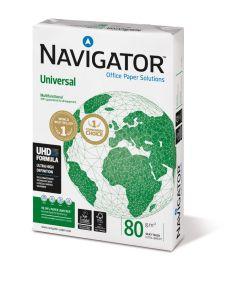 Копирна хартия Navigator Universal 80g A4, опаковка 500