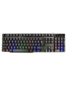 Гейминг механична клавиатура VARR, VRGBK7023B, USB