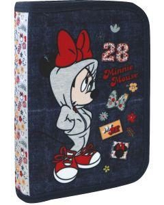 Несесер Disney Minnie, 1 цип, 1 пр,20,5x13,5x4,5cm
