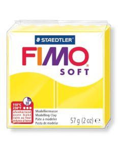 Полимерна глина Staedtler Fimo Soft, 57 g, лимон10
