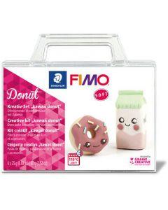 К-т глина Staedtler Fimo Soft, 4x25g, поничка